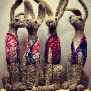 Home a Hare